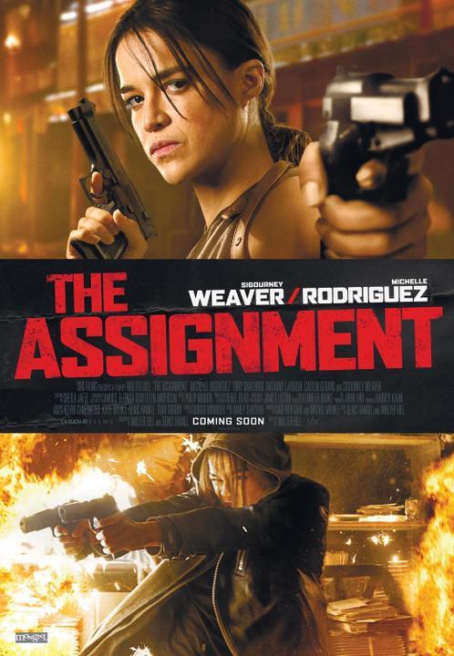 Διπλή Εκδίκηση (The Assignment) Poster