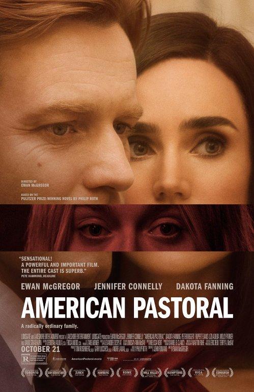 Αμερικάνικο Ειδύλλιο (American Pastoral) Poster
