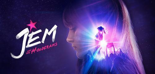 Jem e as Hologramas Torrent - BluRay Rip 720p e 1080p Dual Áudio 5.1 (2015)