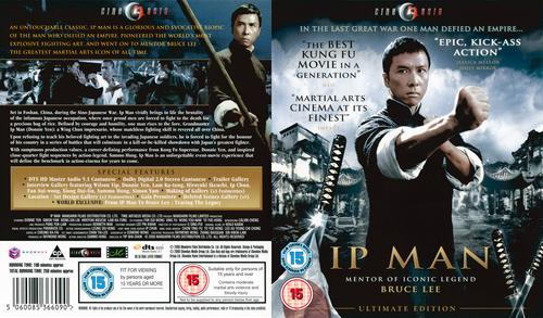 O Grande Mestre (Ip Man) Torrent - BluRay Rip 720p Dublado (2008)