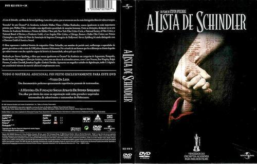A Lista de Schindler Torrent - BluRay Rip 720p | 1080p Dual Áudio 5.1