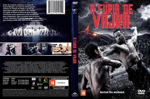 A Fúria de Vajra Torrent - BluRay Rip 720p e 1080p Dual Áudio (2013)