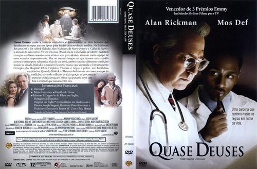 Quase Deuses Torrent - BluRay Rip 720p Dual Áudio 5.1 (2004)