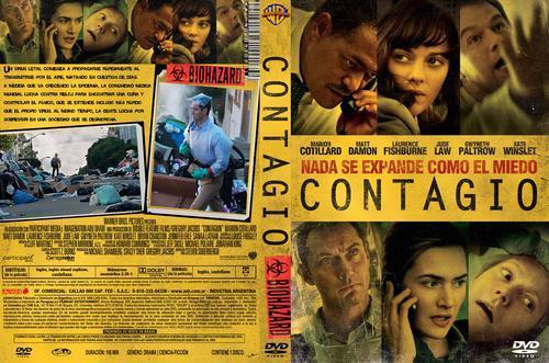 o filme contagio dublado rmvb