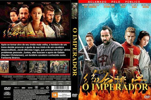 O Imperador Torrent - BluRay Rip 1080p Dual Áudio 5.1