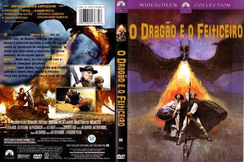 O Dragão e o Feiticeiro Torrent - WEB-DL 720p Dual Áudio (1981)