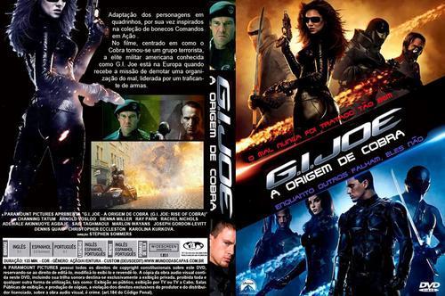 G.I. Joe – A Origem de Cobra Torrent - BluRay Rip 1080p Dublado