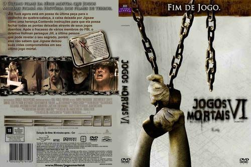 Jogos Mortais 6 Torrent - BluRay Rip 1080p Dublado (2009)