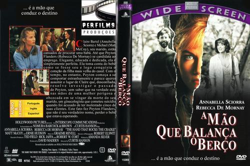 A Mão Que Balança o Berço Torrent - BluRay Rip 720p Dublado (1992)