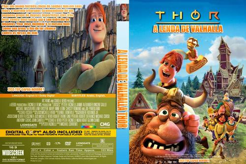 A Lenda de Valhalla Thor Torrent - BluRay Rip 1080p Dublado 5.1