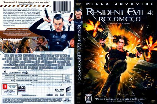 Resident Evil 4: Recomeço Torrent – BluRay Rip 1080p 3D HSBS Dublado (2010)