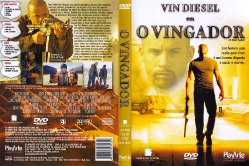 O Vingador Torrent - BluRay Rip 720p Dual Áudio
