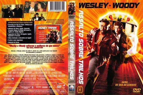 Assalto Sobre Trilhos Torrent - BluRay Rip 1080p Dual Áudio (1995)