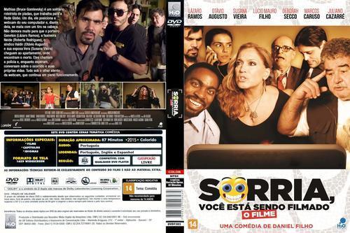 Sorria, Você Está Sendo Filmado - O Filme Torrent - WEB-DL 720p Nacional 5.1