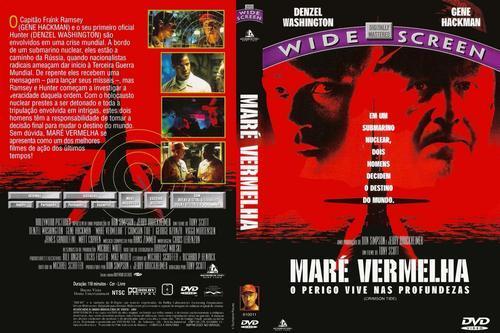 Maré Vermelha Torrent - BluRay Rip 1080p Dual Áudio 5.1
