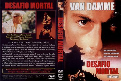 Desafio Mortal Torrent - BluRay Rip 720p Dual Áudio (1996)