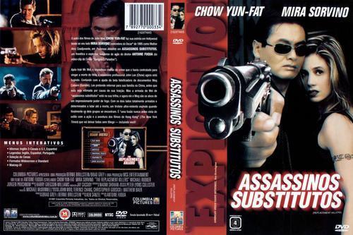 Assassinos Substitutos Torrent - BluRay Rip 720p Dublado