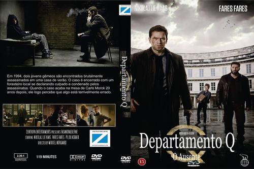 Departamento Q – O Ausente Torrent - BluRay Rip 1080p Dublado 5.1