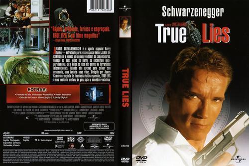 True Lies Torrent - BluRay Rip 720p Dual Áudio 5.1 (1994)