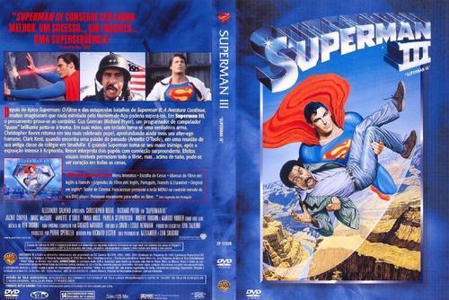 Superman III Torrent - BluRay Rip 720p Dual Áudio (1983)
