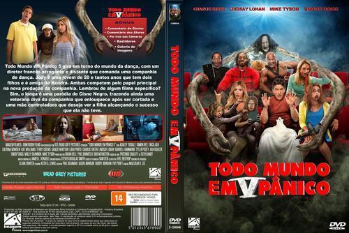 Todo Mundo em Pânico 5 Torrent - DVDRip Dublado (2013)