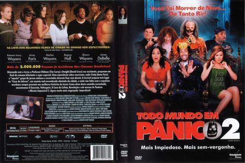 Todo Mundo em Pânico 2 Torrent - BluRay Rip 720p Dublado (2001)