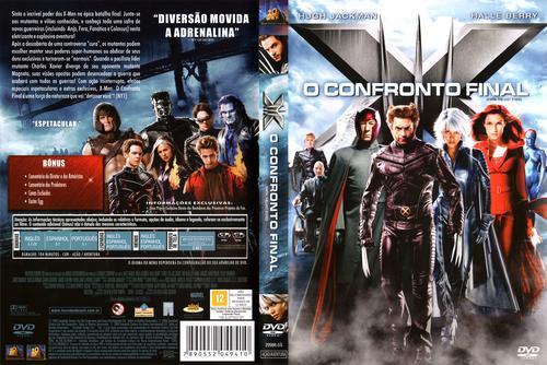 X-Men 3: O Confronto Final Torrent - BluRay Rip 720p e 1080p Dublado (2006)