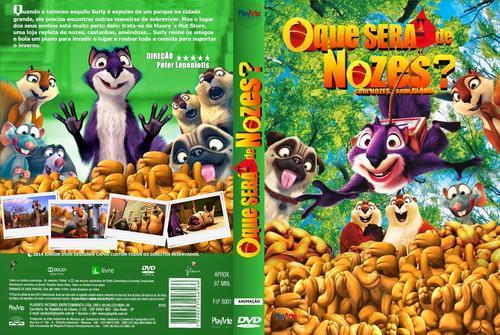 O Que Será De Nozes? Torrent - BluRay Rip 720p   1080p Dual Áudio 5.1