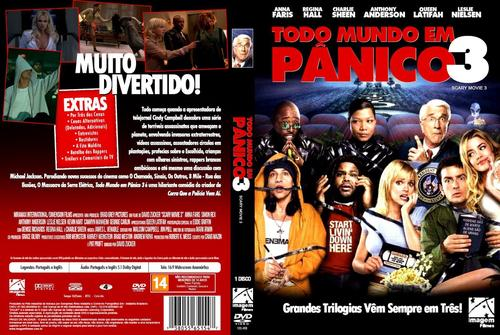 Todo Mundo em Pânico 3 Torrent - BluRay Rip 720p Dublado (2003)