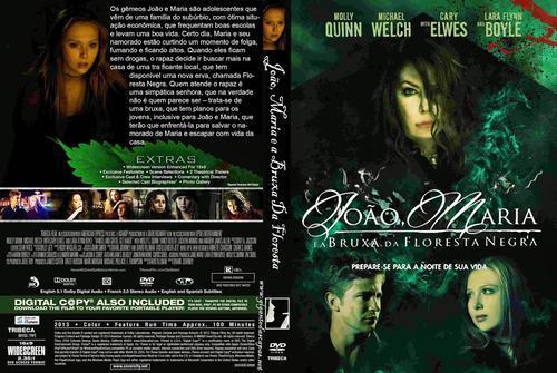 João Maria e a Bruxa Da Floresta Negra Torrent - BluRay Rip 1080p Dublado
