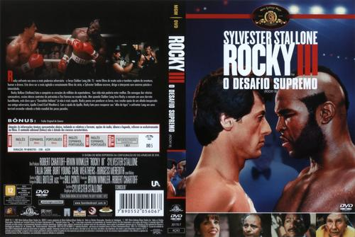 Rocky III - O Desafio Supremo Torrent - BluRay Rip 720p Dual Áudio (1982)