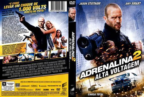 Adrenalina 2 - Alta Voltagem Torrent - BluRay Rip 720p Dublado