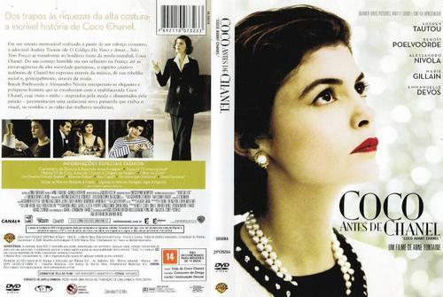 Coco Antes de Chanel Torrent - BluRay Rip 720p Dual Áudio (2009)