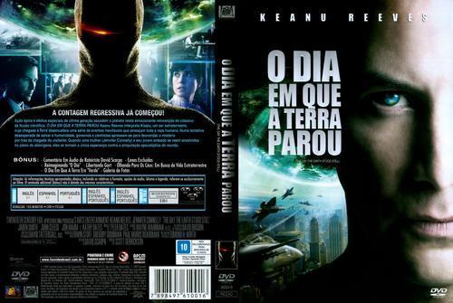 O Dia Em Que a Terra Parou Torrent - BluRay Rip 720p Dual Áudio (2008)