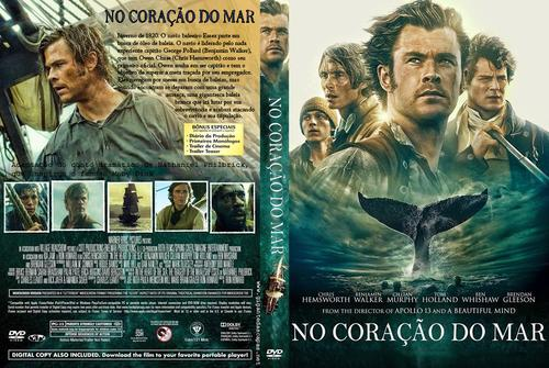 No Coração do Mar Torrent - BluRay Rip 720p e 1080p Dublado 5.1 (2015)
