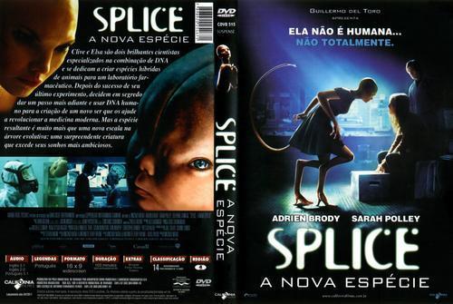 Splice: A Nova Espécie Torrent - BluRay Rip 1080p Dual Áudio (2009)