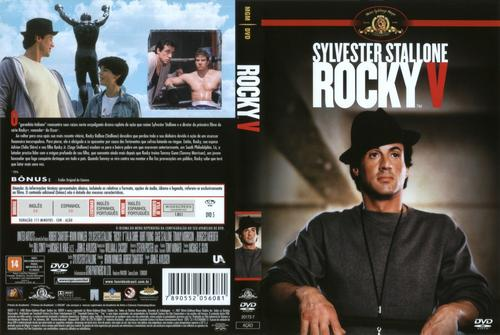 Rocky 5 Torrent - BluRay Rip 720p Dublado