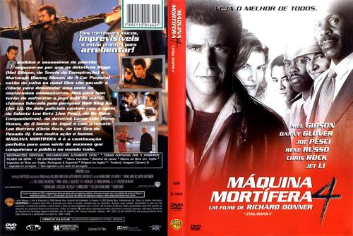 Máquina Mortífera 4 Torrent - BluRay Rip 720p Dual Áudio (1998)