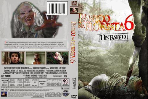 Pânico Na Floresta 6 Torrent - BluRay Rip 720p |1080p Dublado 5.1