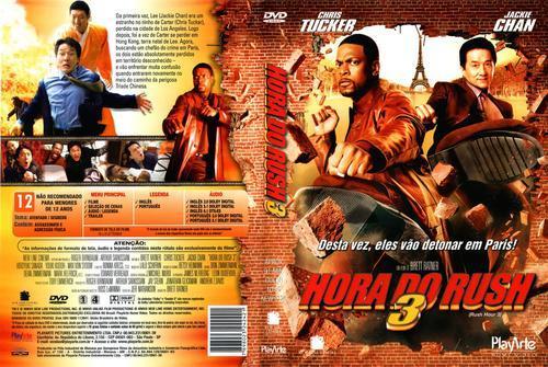 A Hora do Rush 3 Torrent - BluRay Rip 720p Dublado
