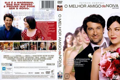 O Melhor Amigo da Noiva Torrent - BluRay Rip 720p Dublado (2008)