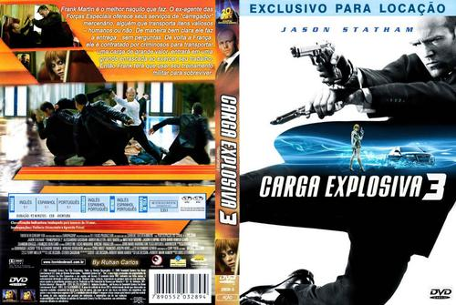 Carga Explosiva 3 Torrent - BluRay Rip 720p | 1080p Dublado