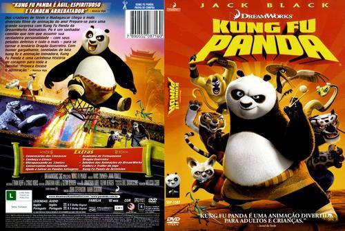 Kung Fu Panda Torrent - BluRay Rip 720p Dublado (2008)