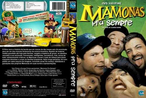Mamonas Pra Sempre Torrent - BluRay Rip 720p Dublado 5.1 (2009)