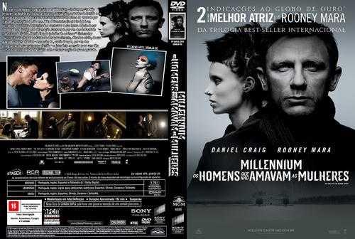 Millennium: Os Homens que Não Amavam as Mulheres Torrent - BluRay Rip 720p Dublado (2011)