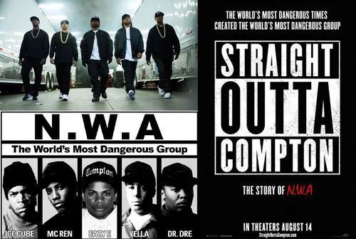 Straight Outta Compton – A História do N.W.A. Torrent - BluRay Rip 720p e 1080p Dublado 5.1 (2015)