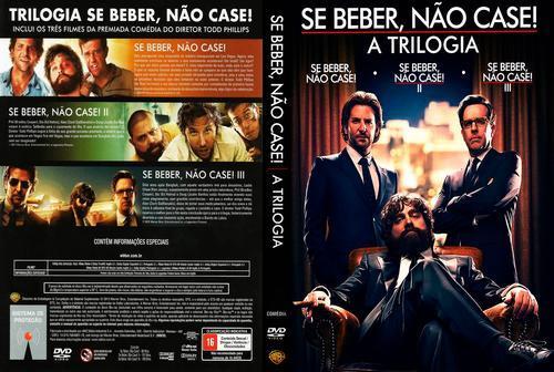Trilogia – Se Beber, Não Case! Torrent - BluRay Rip 720p Dublado (2009–2011–2013)