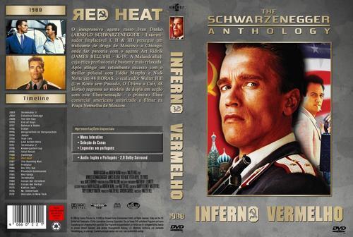 Inferno Vermelho Torrent - BluRay Rip 720p Dublado