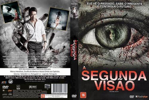 A Segunda Visão Torrent - BluRay Rip 720p Dublado (2013)