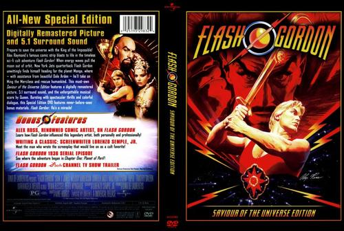 Flash Gordon Torrent - BluRay Rip 1080p Dual Áudio